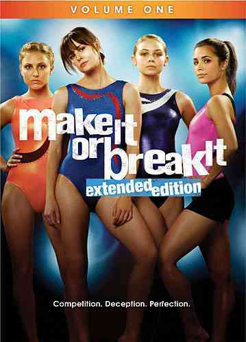 MAKE IT OR BREAK IT VOL 1 (EXTENDED BY MAKE IT OR BREAK IT (DVD)